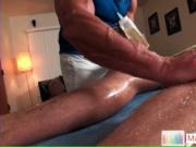 Brice gets great gay massage 4 by MassageVictim