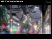 Hot nasty anime horny sexy body babe gets banged hard 3