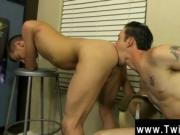 Hot gay Ryan Sharp is stuck in detention but he passes