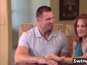 Gerrit And Beth Enjoy Having Swinger Sex