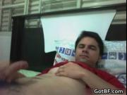 Horny amateur guys jerking off and fucking ass 27 by Go