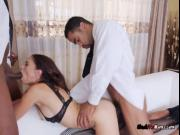 Sexy Mature Slut Eva Long Gets Spit Roasted