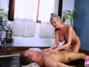 Massive boobs and tatooed Lexi Lowe gets fucked by Marc