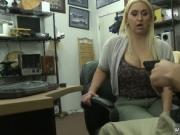 Black on blonde anal Make that money!