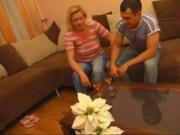 serbian mature wife gets fucked by young boy