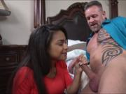Nicole attaches with companions stepdad