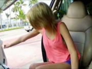 Pretty blonde teen Dakota Skye fucked and facialed by s