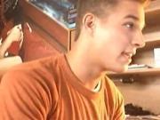 Teen Gay Boy Whit Big Cock Cun On Webcam