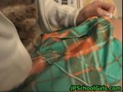 Ami Hinata sweet Asian schoolgirl enjoys cock 8 JPschoo