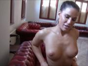 Sexy realtor Athina Love fucked by her client for extra
