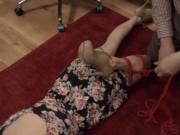 fetching BDSM toilet slut fucked anally hard