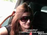 Nasty redhead talks dirty about what she did whe was yo
