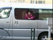 Horny Nana Natsume Fucked In A Van Parked On The Street