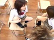 Wild Asian teens fucking at school 3 by HDidols