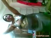 Thick Arabian Woman Dancing