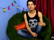 Twink sex Eighteen yr old Giovanni Lovell is a Spanish