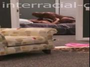 Hubby sneaks up on Wife and BBC