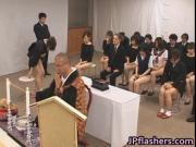 Free jav of Asian girls go to church half nude 1 by JPf