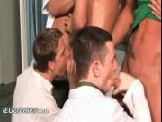 Freakin gay orgy hardcore sex by EUcreme