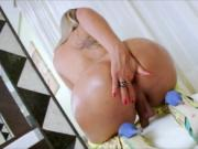 Big boobs shemale Monika Ferraz handjobs