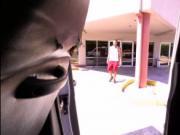 Fat ass latina Kelsi Monroe takes cock in car