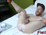 Gay man eat and fist pussy Fisting the newcummer , Cale