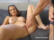 Busty Cougar Lexi Luna Gets Freaky With Pool Boy
