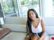 Jenna Foxx blackmailed by horny step bro who wants some