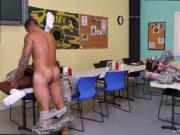 Military straight men gay porn and male worships army m