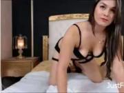 Stepmom Getting Horny on Bed - JustFuckHer.com