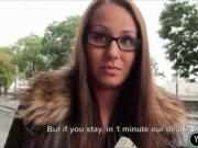 Sexy amateur European teacher Angel Blade nailed for mo