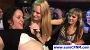 Sex party with naughty drunk chicks