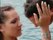 Erotic babe gets fucked hard outdoor near a lake by Ero