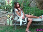 Babe August Ames Real Orgasm