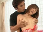 Steamy incredible sexy asian chick Nagisa Aiba gets moi