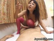 Busty hot milf Rei Himekawa in hardcore action 4 by Jap