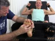 Gay men hardcore sex cum all over Cristian Tickled In T
