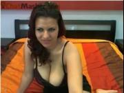 Epic Boobs Girl on Web Cam