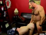 Gay video The desperate little lad gets on his knees to
