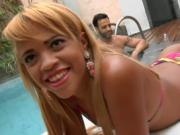 Brazilian whores love dick-riding