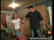 Hard-core fetish and brutal punishement scene movies 1