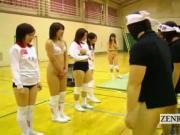 Japanese funny group sex