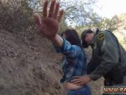 Brazzers blonde police officer Mexican border patrol ag