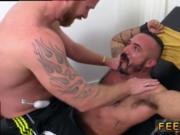 Gay porn cocks penis Alessio Revenge Tickled