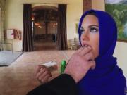 Arab bbw sex I can watch she has not much money.