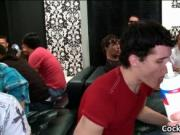 Bunch of drunk gay guys go crazy in club 3 by CockSausa