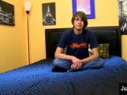 Gay fuck Twenty year old Alex Hunter is a Phoenix local