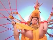 Horny Japanese cosplay girls is a real oriental sexy ge