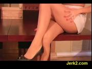 Maria Menendez tells you jerk that cock