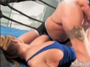 Shyla Stylez hard workout _ hookXup